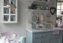 Klasik tarz mutfaklar