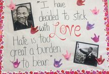 black history bulletin boards