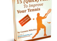Awesome Tennis EBooks / Are you in need to improve your tennis game?