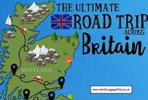 BRITAIN ROADTRIP