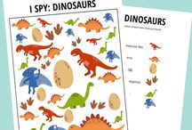 Kindergarten Dinosaurs