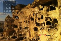Cappadocia Desktop Wallpaper / by Duke Dillard