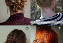 Hairdos / Hair done up for proms, weddings and special events