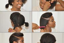 Afro Thangz / Hair ideas