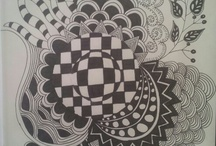 Zentangle by me