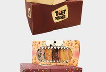 donut branding