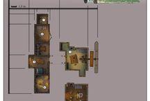 plan maison rpg