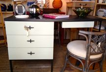Painted Furniture / Unique Finds and Treasures. Visit our store in Downtown San Clemente, CA at 130 Avendia Granada http://www.lacasaverdestore.com