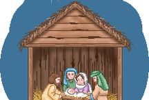 Education~ Advent & Christmas / Activities, crafts, and lessons about Advent and Christmas / by Amanda Clark