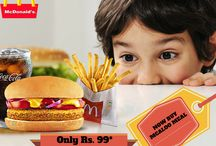 McDonalds India / McDonaldsis an Americanhamburgerandfast food restaurantchain  It was founded in 1940 as abarbecuerestaurant operated byRichard and Maurice McDonald  McDonald's is the world's largest restaurant chain, serving approximately 68 million customers daily in 119 countries across approximately 36,538 outlets