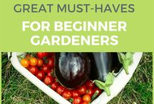 "DIY - Starting a garden the simple way / Starting a garden on the right foot has never been easier and simpler. Learn how to DIY right with our ""Must Read Blog Posts""."