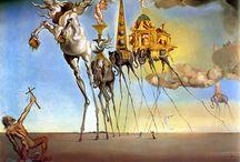 Galeria malarstwa Salvador Dali
