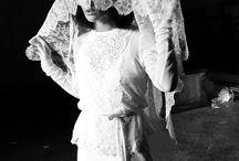 Lace veils mantilla veils wedding veils