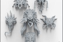 KD:M masks