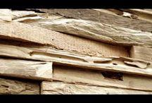 Panneau relief bois
