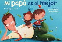 DÍA DEL PADRE / Selección de libros para regalar el 19 de Marzo, día del padre.