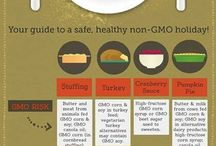 JUST SAY NO TO GMO / by Hilary Ybarra