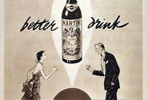 Vintage Publicidade Bebidas