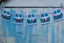 Campervan crafts