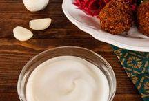 garlic sause