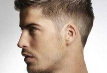 cabelo de homem