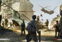 Moodboard - Military