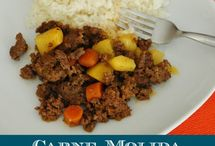 Recipe ground beef