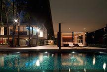 Villa Noi / Casa modular de diseño a orillas de la playa.