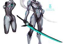 cyborg-character