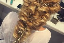 Wedding Ideas / Hairstyle Accessories