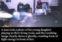 Ghosts & stuff