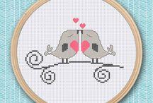 Cross Stitch Animals / by Vanegumis