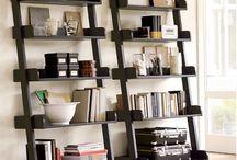 Shelf/ Bookcase Styling