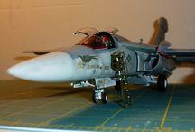 F-111 model