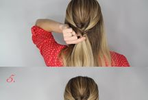Hair Styling Tips/Tutorials