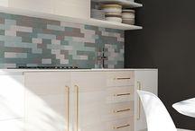 Nordus - scandinavian wood veneer panels / Nordus - the scandinavian collection by Decospan - trendy interior design with typical wood veneer species