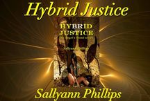 Hybrid Justice (Angel's Blood book 2) (Werewolf)