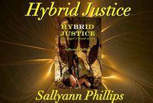 Hybrid Justice (Angel's Blood book 2) (Werewolf)