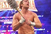 Asylum Dean Ambrose