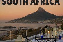 South Africa Climbing