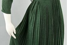 Fashion of the 1940s (30s, 20s)