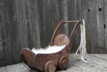 Wood props