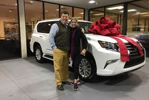 Congratulations to Elizabeth & Zachary, who recently bought their brand new 2017 #Lexus #GX with Don Hakker at Lexus of Jacksonville!