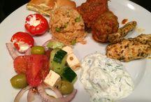 Griekse,Turkse en marokaanse recepten