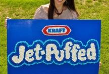KRAFT Jet-Puffed Marshmallows projects / by The Marshmallow Studio