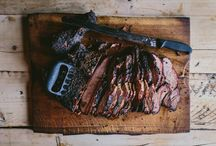 Barbecue / Some of the classics from our menus ranging from the original to the revolutionary