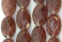 Muscovite Beads, Muscovite Cabochons, Muscovite Handmade Jewelry
