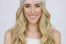 Wedding Head Pieces for Loose Hair