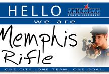 Memphis Rifle / by Memphis Athletics
