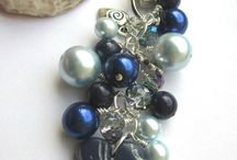 Bag charms and Keychains / Because bags and keys want bling too!